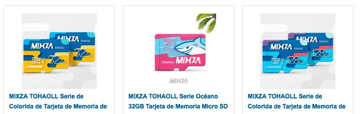 Micro SD en GearBest Tarjetas Micro SD Baratas en GearBest 732 MicroSD en GearBest: Tarjetas MicroSD Baratas en GearBest